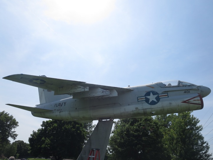 Edwardsville Township - A7 Corsair Right View